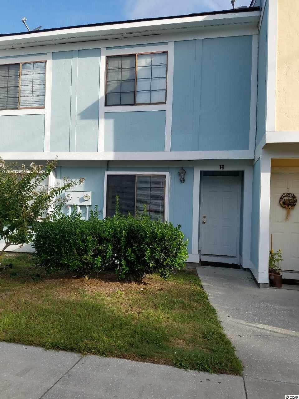 Townhouse MLS:1717301 PINEGROVE  1216 Pinegrove Dr Myrtle Beach SC