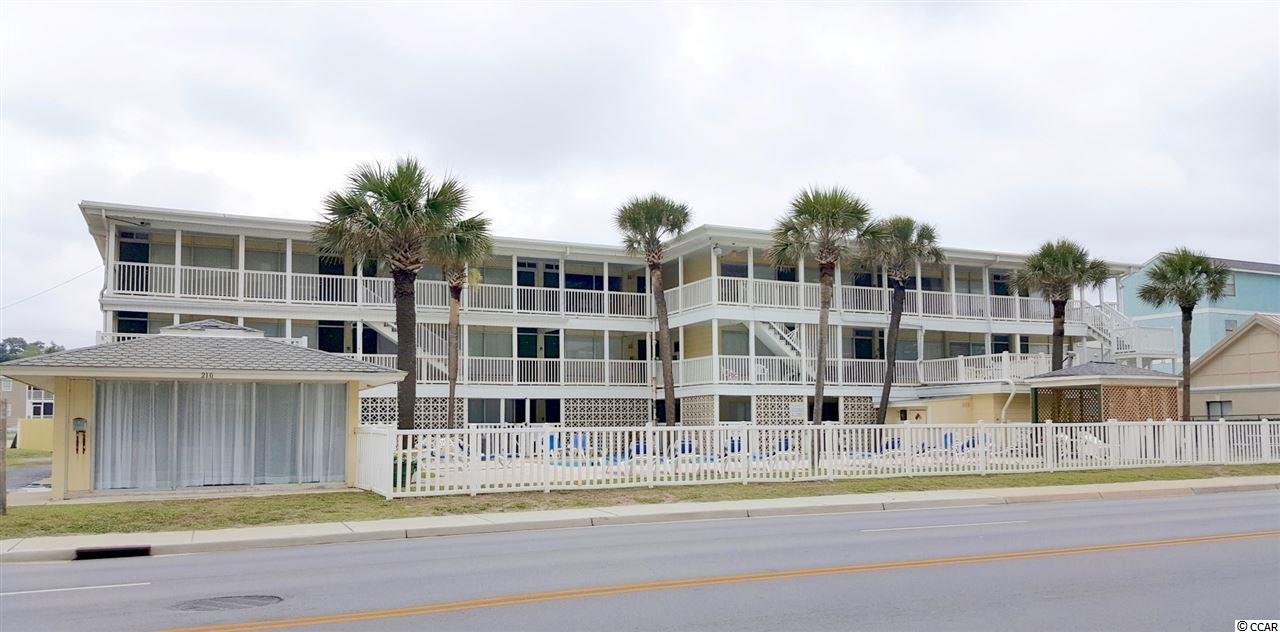 Condo MLS:1717340 SEA VILLAS III  210 S Ocean Blvd North Myrtle Beach SC