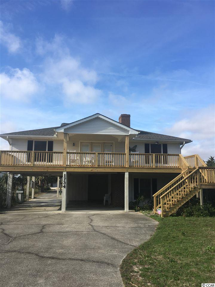 Detached MLS:1717398   1734 S Waccamaw Garden City Beach SC