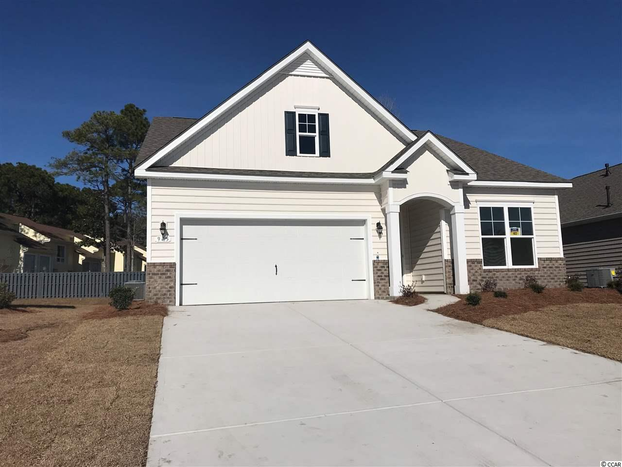 Detached MLS:1717417   945 Bronwyn Circle North Myrtle Beach SC