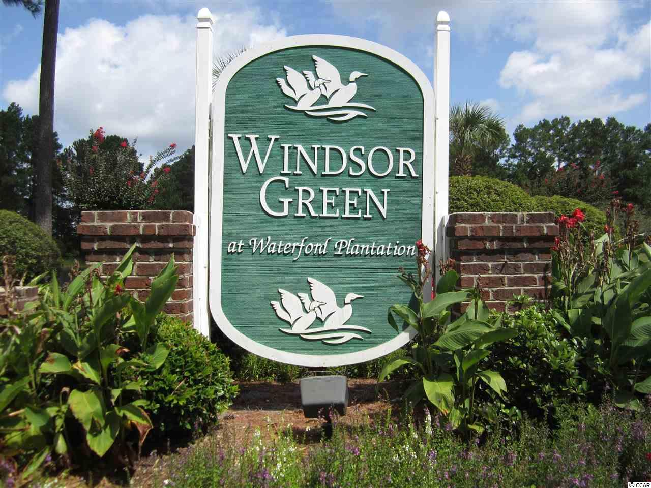 Interested in this  condo for $122,900 at  Windsor Green is currently for sale