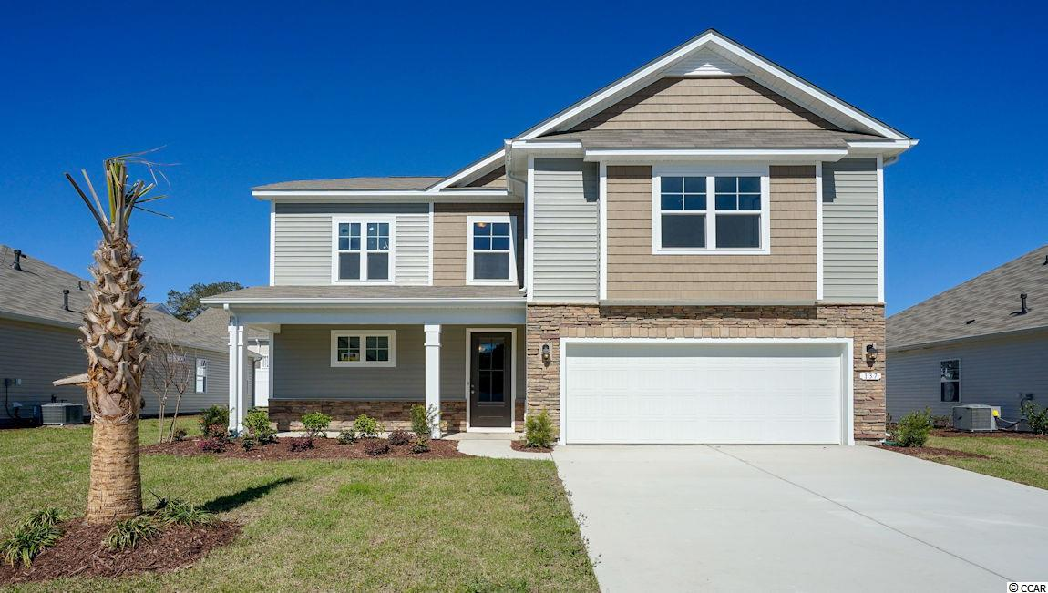 Detached MLS:1717459   137 Ocean Commons Dr. Surfside Beach SC