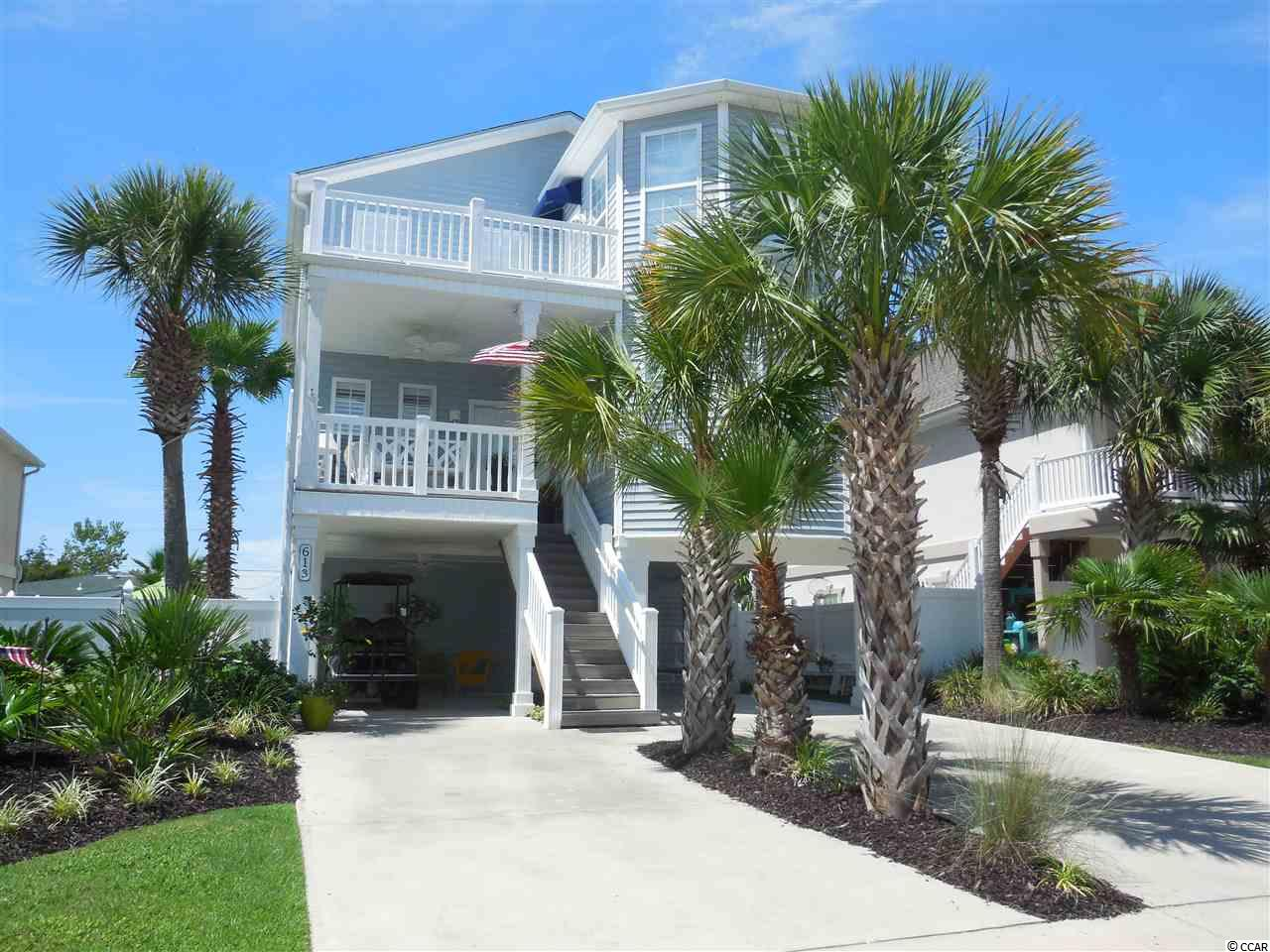 Detached MLS:1717505   613 S 5th Ave. North Myrtle Beach SC