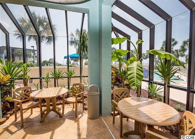 This 1 bedroom condo at  Ocean Forest Plaza is currently for sale