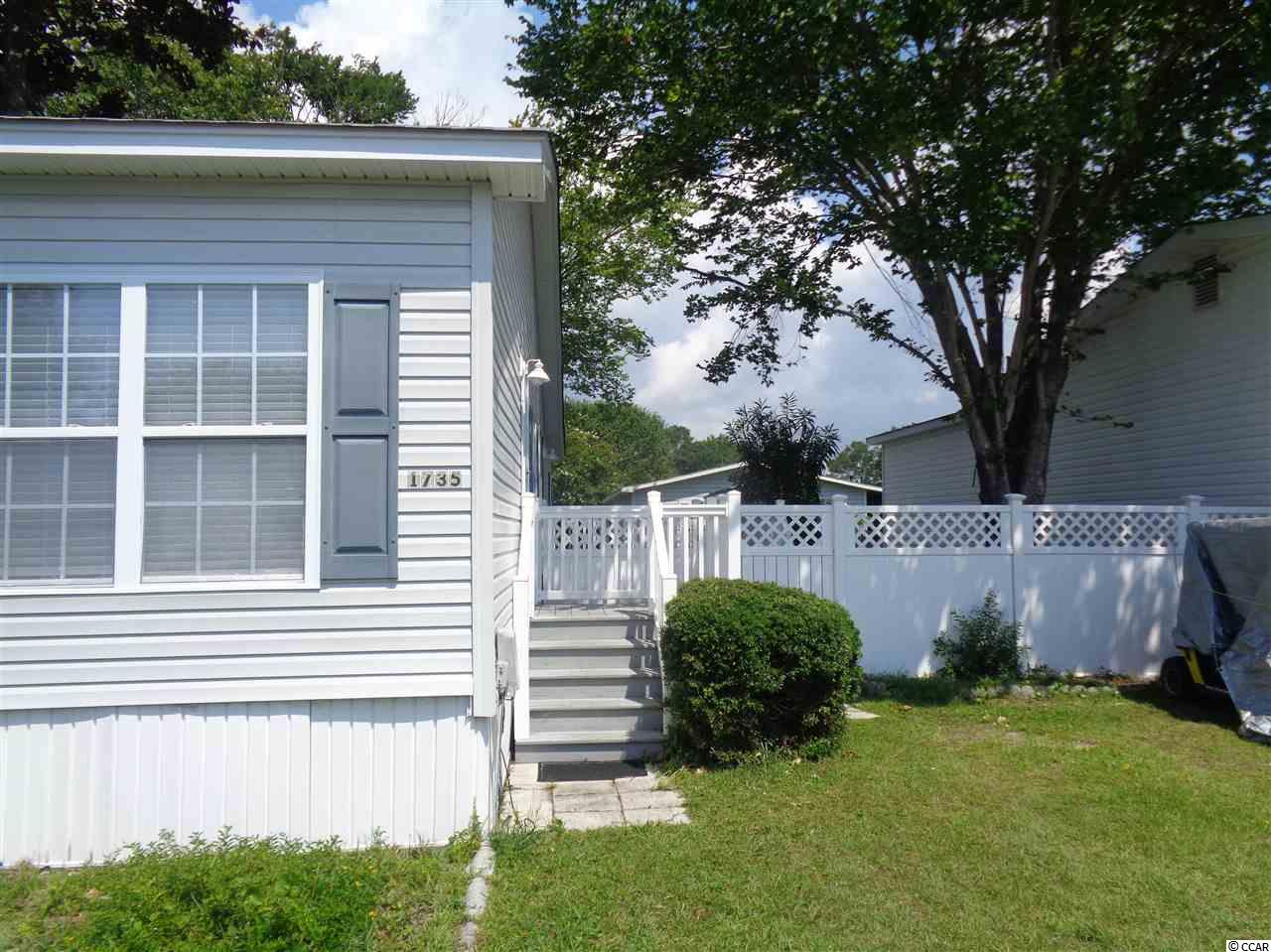 Don't miss this  2 bedroom Murrells Inlet house for sale