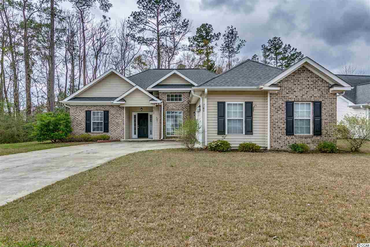 Single Family Home for Sale at 583 W Oak Circle Drive 583 W Oak Circle Drive Myrtle Beach, South Carolina 29588 United States