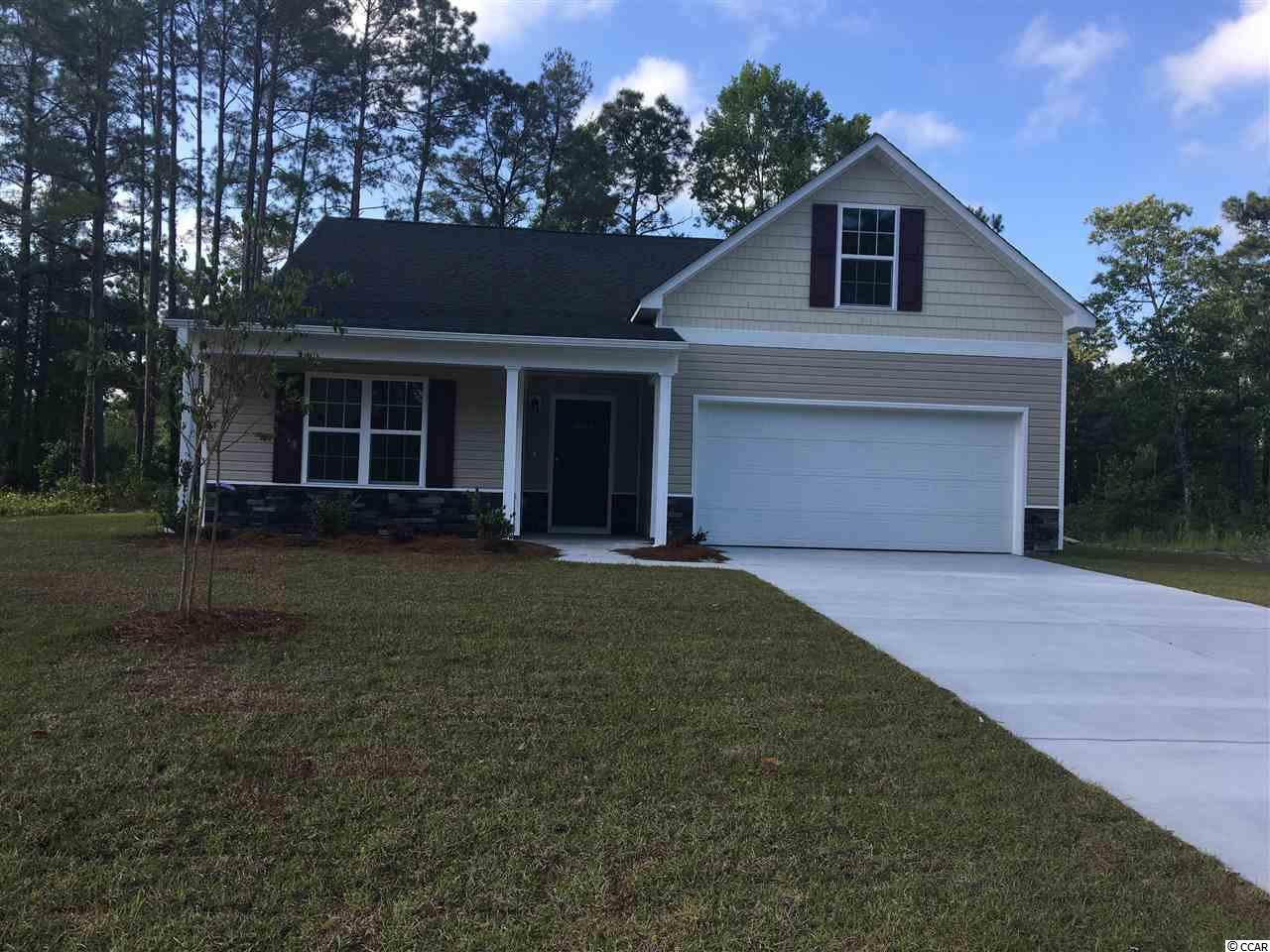 Single Family Home for Sale at 2009 Spring Valley Drive 2009 Spring Valley Drive Loris, South Carolina 29569 United States