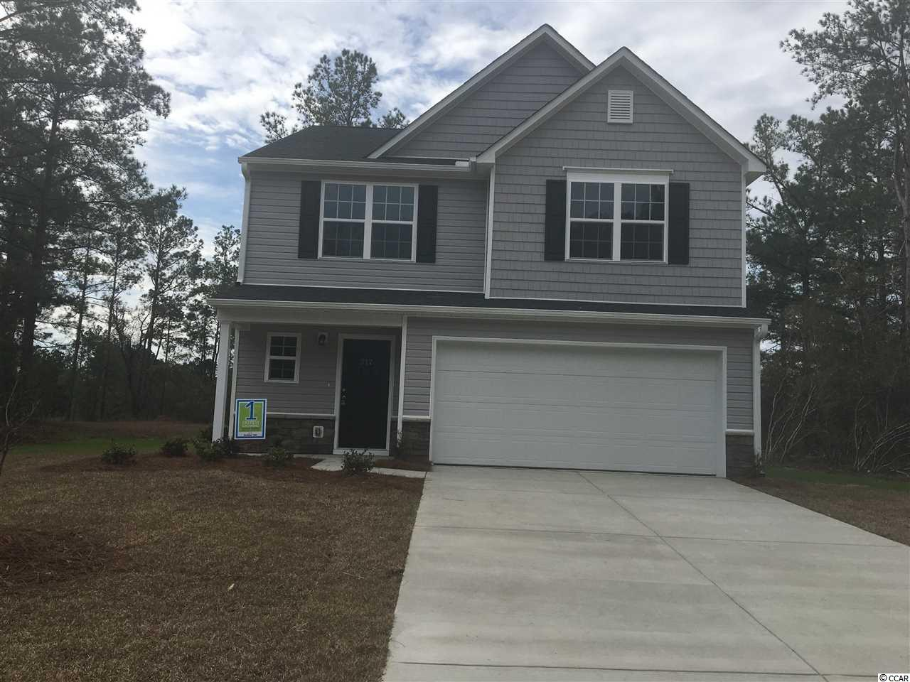 Single Family Home for Sale at 317 Long Meadow Drive 317 Long Meadow Drive Loris, South Carolina 29569 United States
