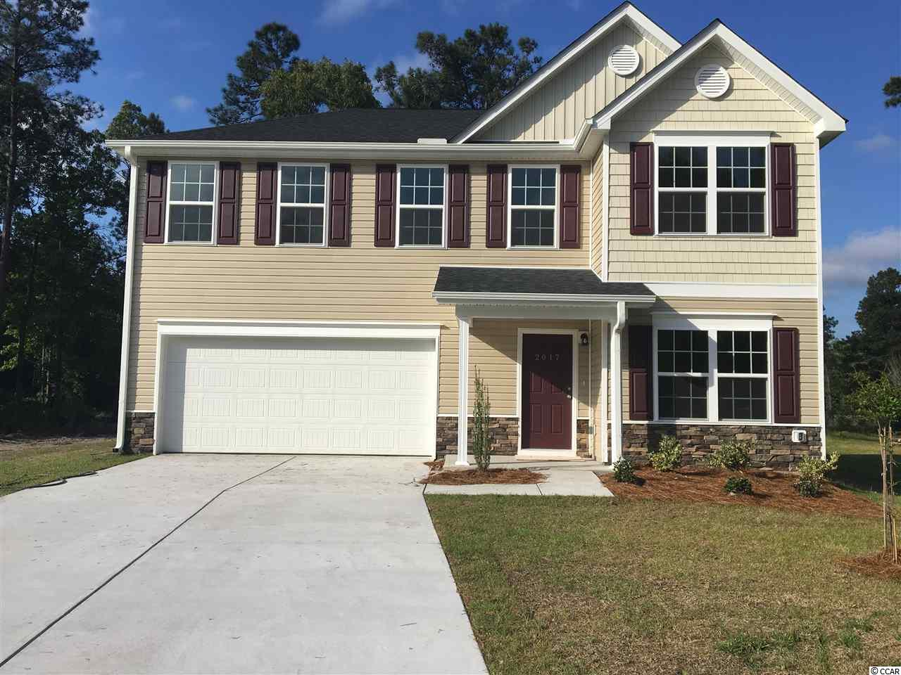 Single Family Home for Sale at 2017 Spring Valley Drive 2017 Spring Valley Drive Loris, South Carolina 29569 United States