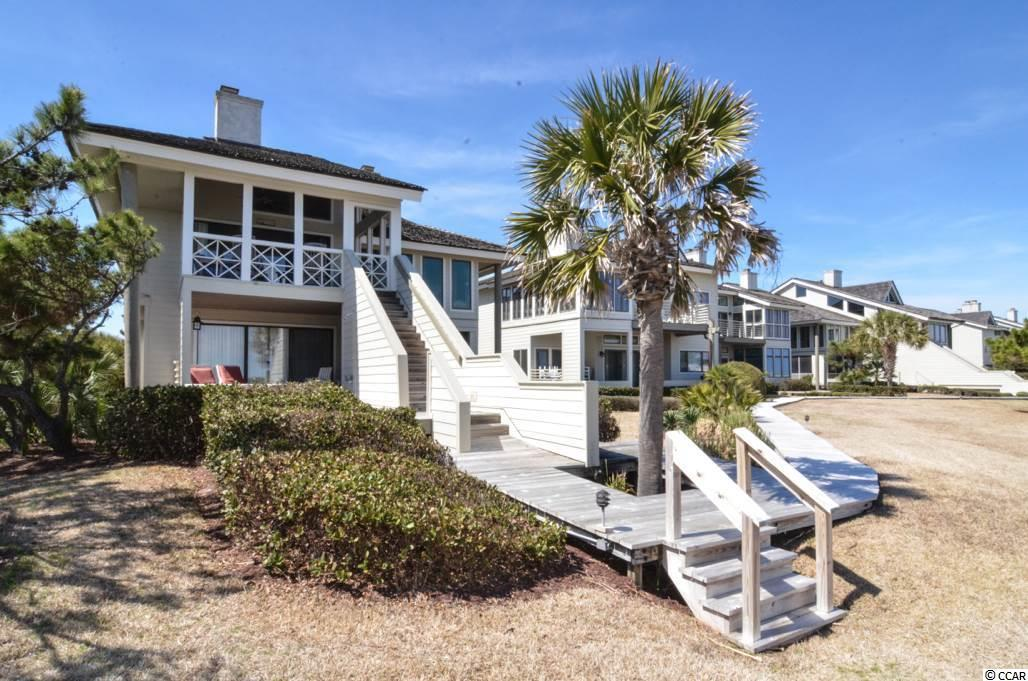 Ocean Front,Ocean View,End Unit Condo in Debordieu : Georgetown South Carolina