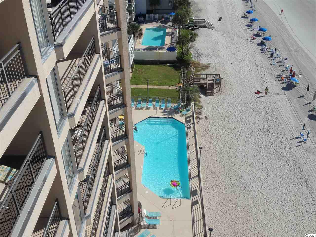 Don't miss this  1 bedroom Garden City Beach condo for sale