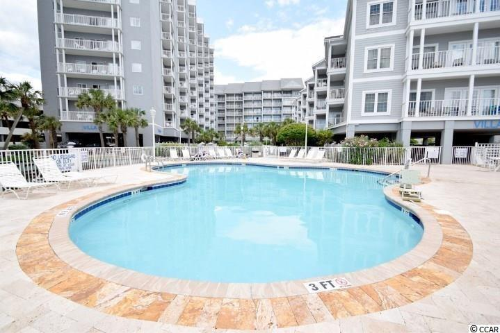 This 1 bedroom condo at  Seawatch North Tower is currently for sale