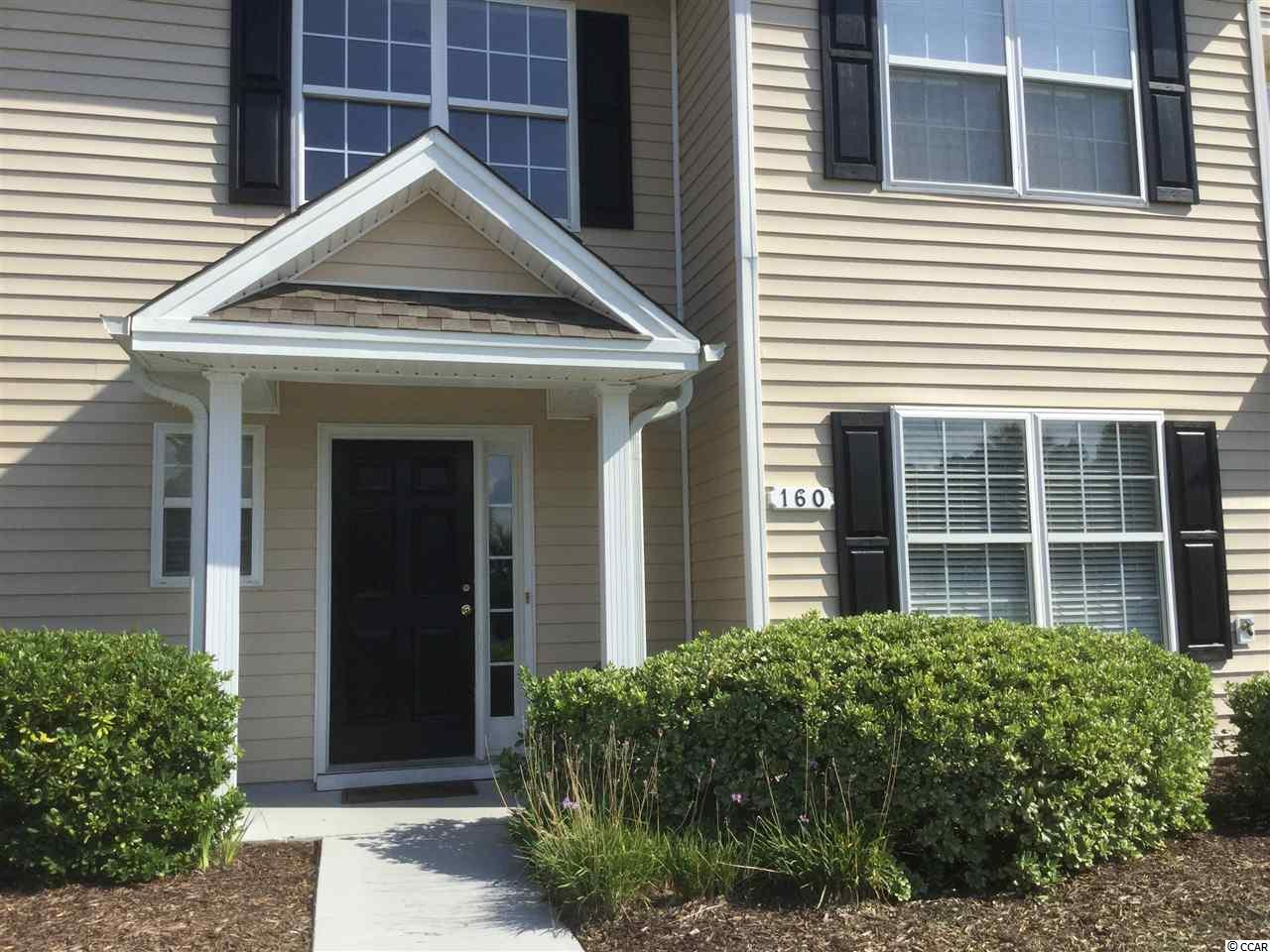 Townhouse MLS:1717925 THE GLENS - THE INTERNATIONAL CL  160 Madrid Drive Murrells Inlet SC