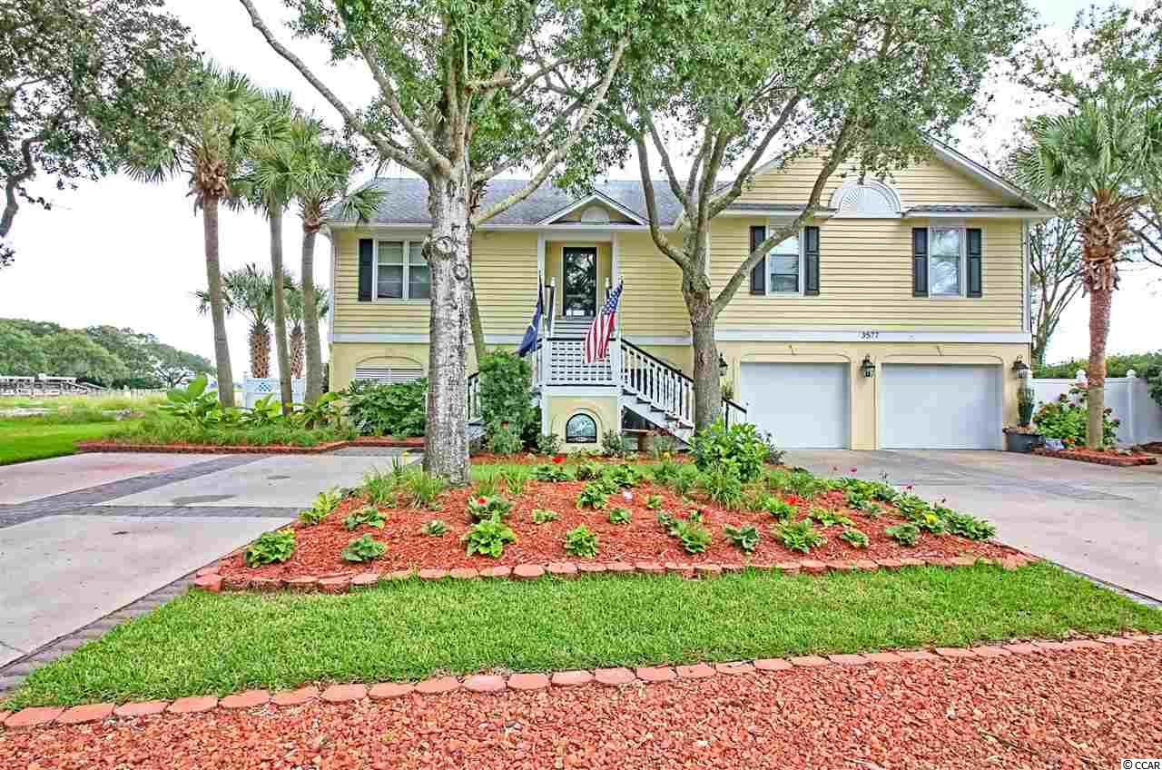 Single Family Home for Sale at 3577 Marion Lane 3577 Marion Lane Murrells Inlet, South Carolina 29576 United States