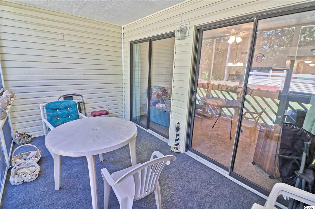 Check out this 1 bedroom condo at  NMB Golf & Tennis