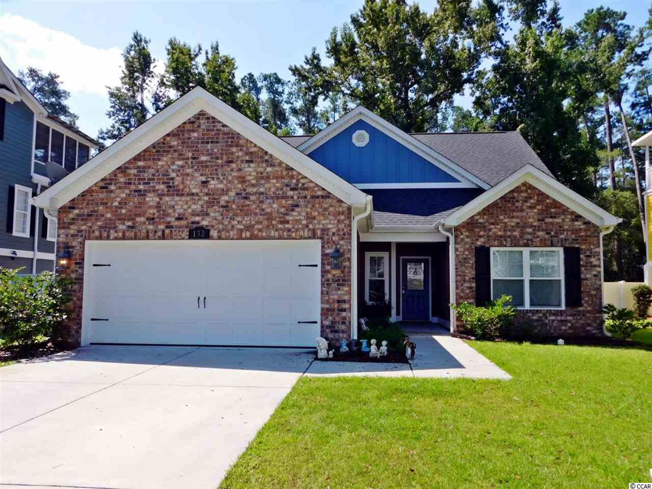 Single Family Home for Sale at 132 Kenzgar Drive 132 Kenzgar Drive Myrtle Beach, South Carolina 29588 United States