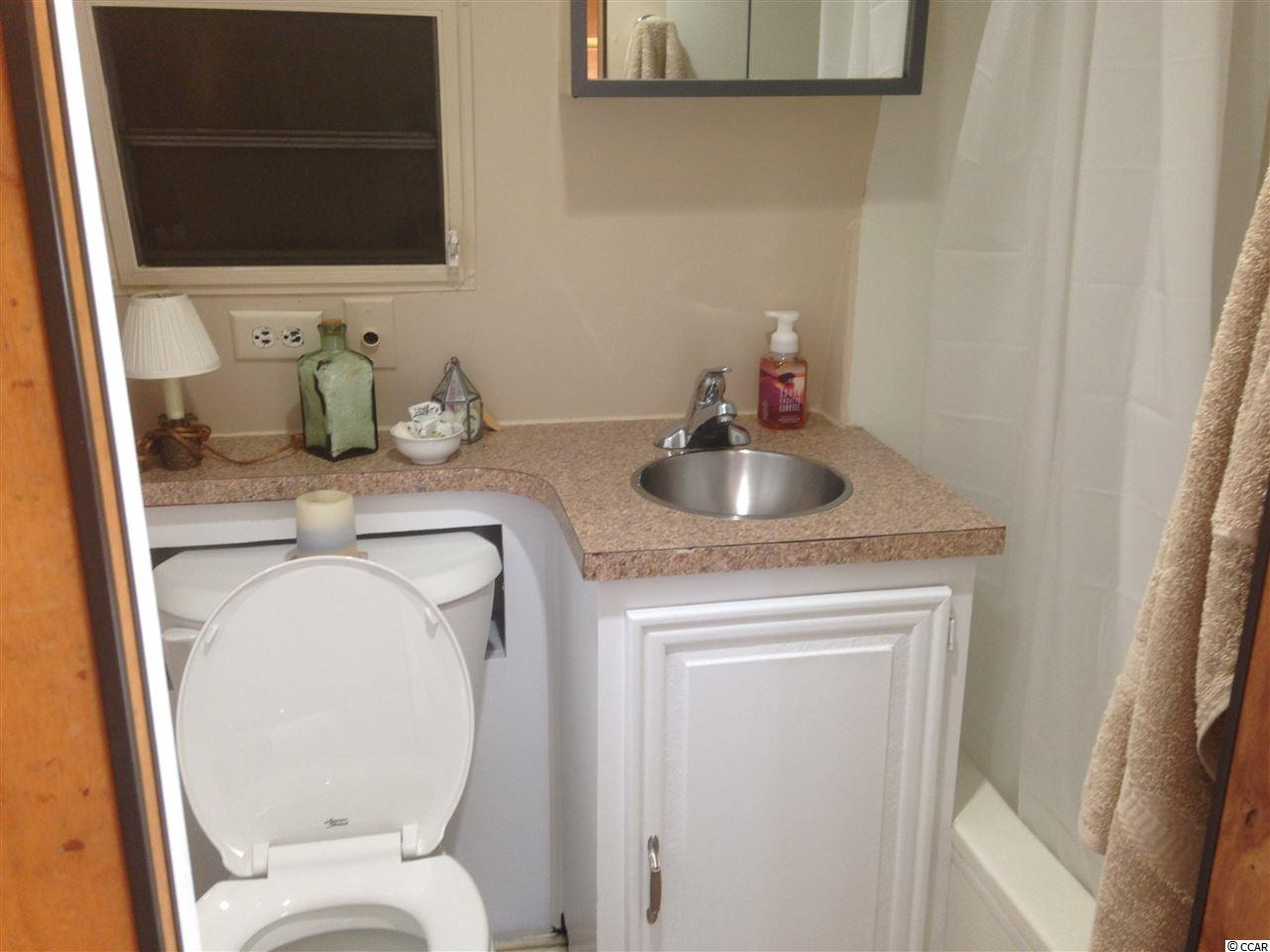 Contact your Realtor for this 1 bedroom house for sale at  Myrtle Beach RV Resort