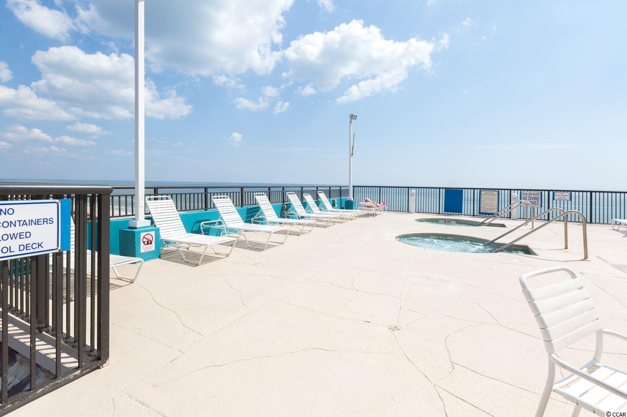 This 1 bedroom condo at  Grande Shores is currently for sale