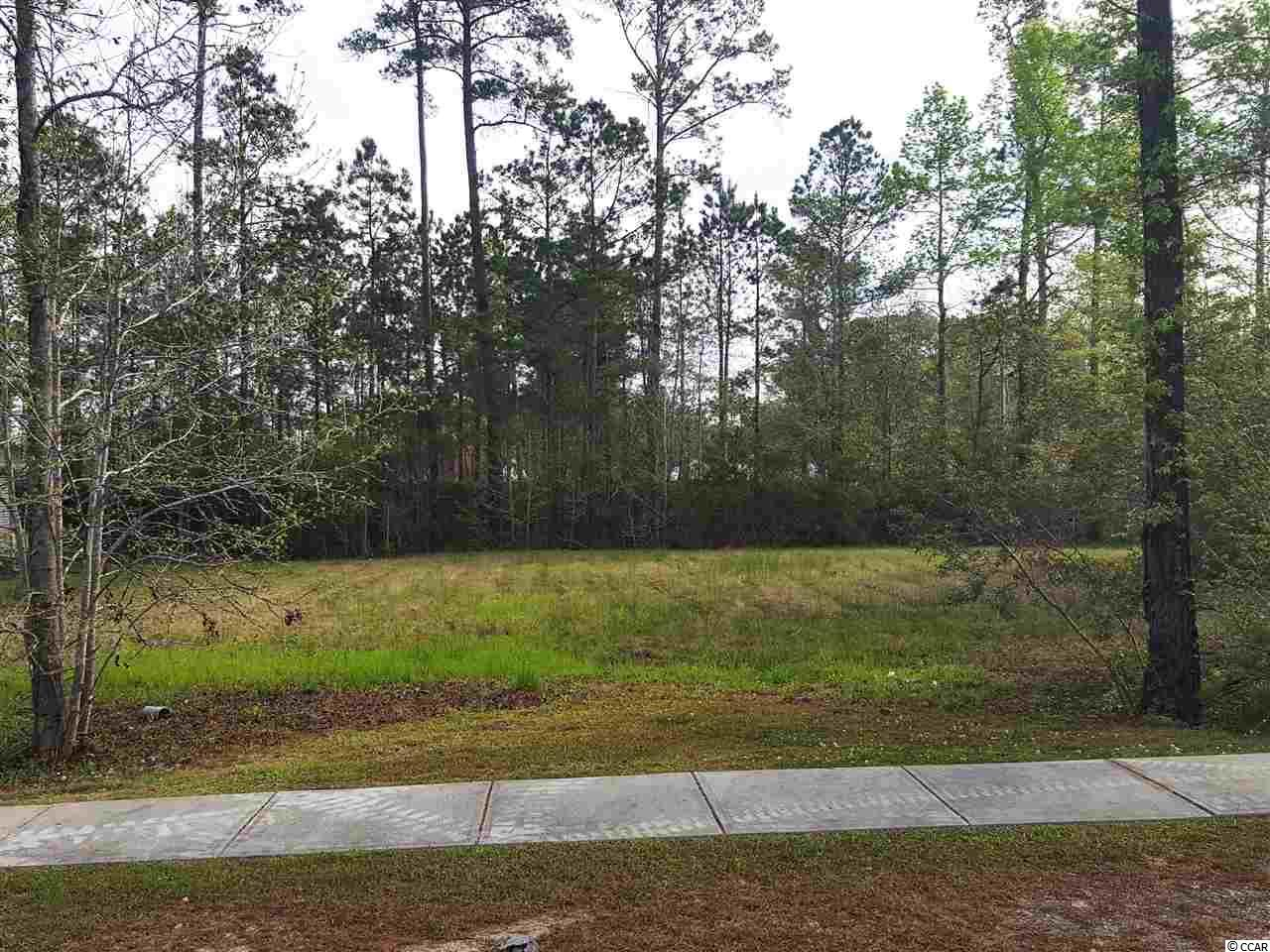 Land for Sale at Lot 528 Chamberlin Road Lot 528 Chamberlin Road Myrtle Beach, South Carolina 29588 United States