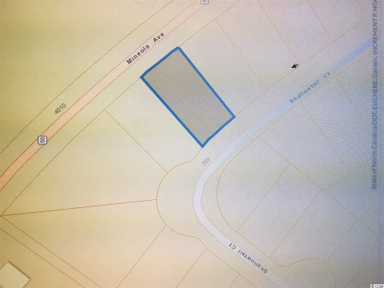 Land for Sale at LOT 43 N SHALLOWTAIL Court LOT 43 N SHALLOWTAIL Court Little River, South Carolina 29566 United States