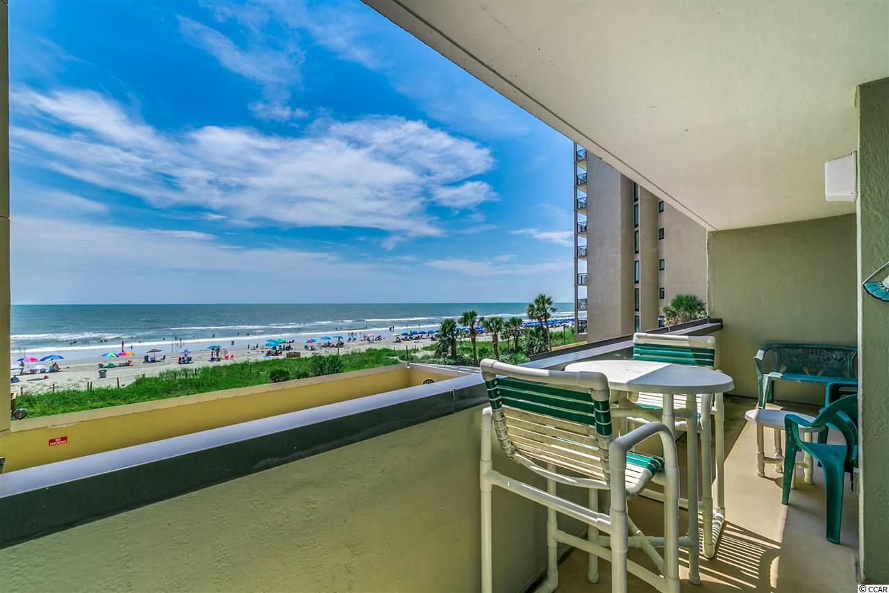 This 2 bedroom condo at  Sea Winds is currently for sale