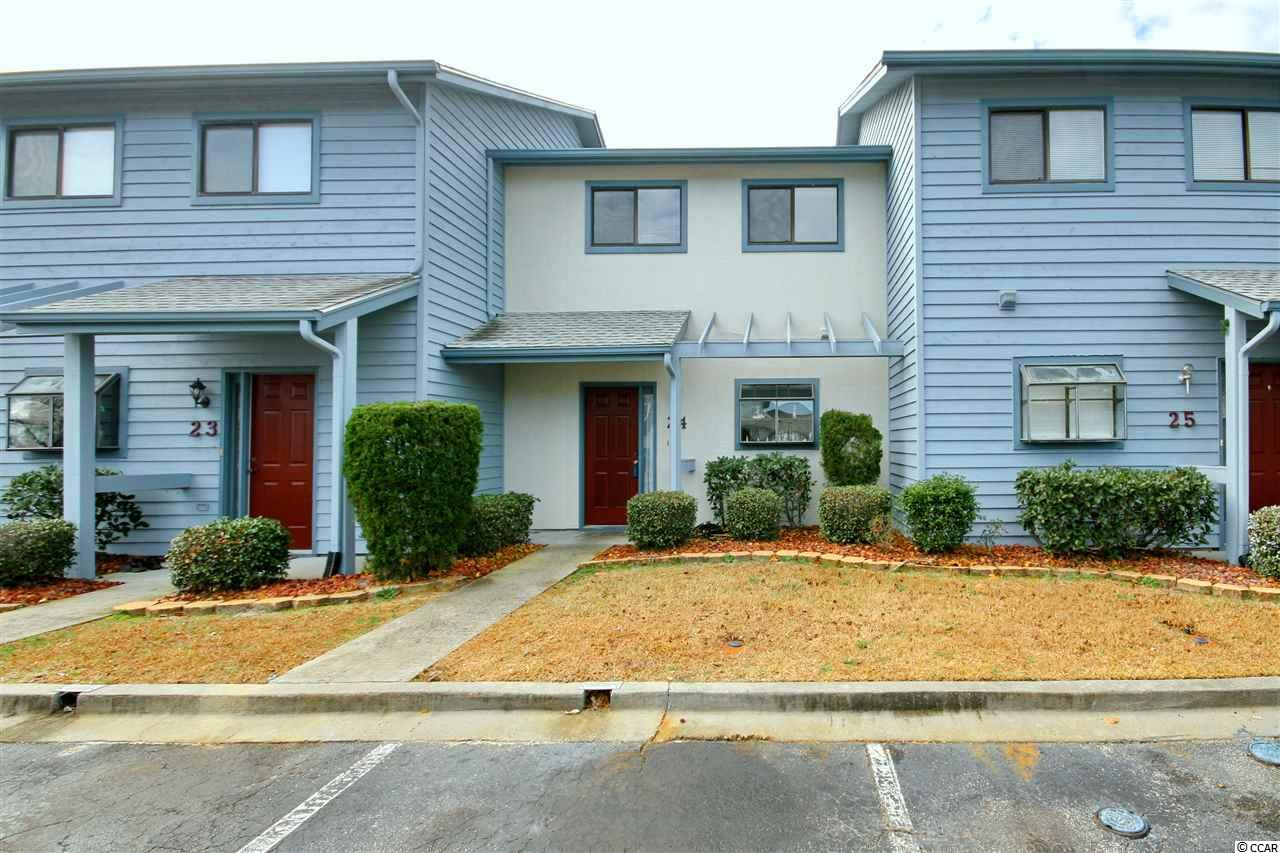 Townhouse MLS:1718325 Baytree III  775 Plantation Dr. Little River SC