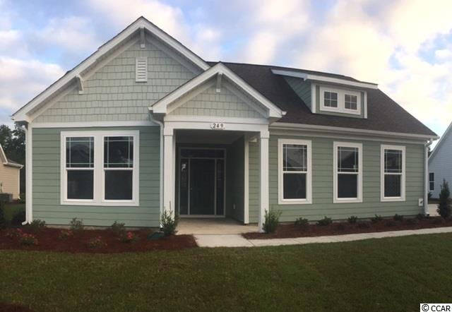Detached MLS:1718368   249 Deep Blue Drive Myrtle Beach SC