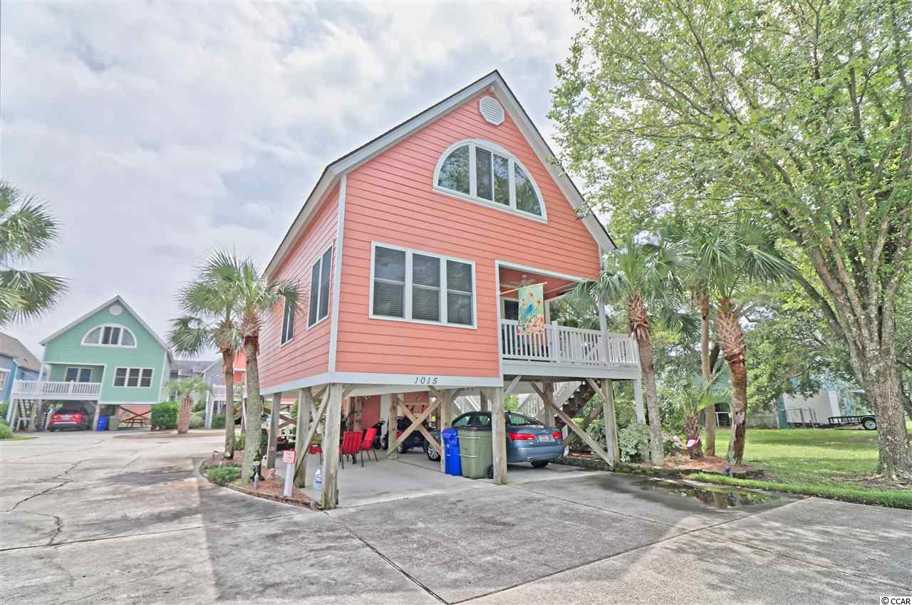DETACHED WITH HPR MLS:1718424   1015 N Dogwood Dr Surfside Beach SC