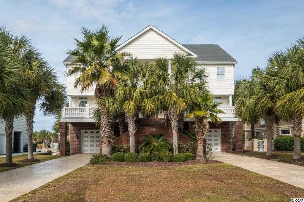 Single Family Home for Sale at 607 N Hillside Drive 607 N Hillside Drive North Myrtle Beach, South Carolina 29582 United States
