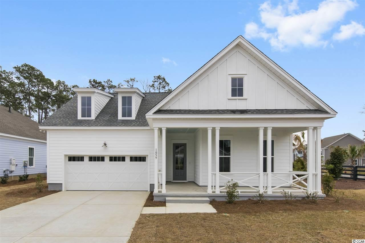 Single Family Home for Sale at 1059 W Longwood Bluffs Circle 1059 W Longwood Bluffs Circle Murrells Inlet, South Carolina 29576 United States