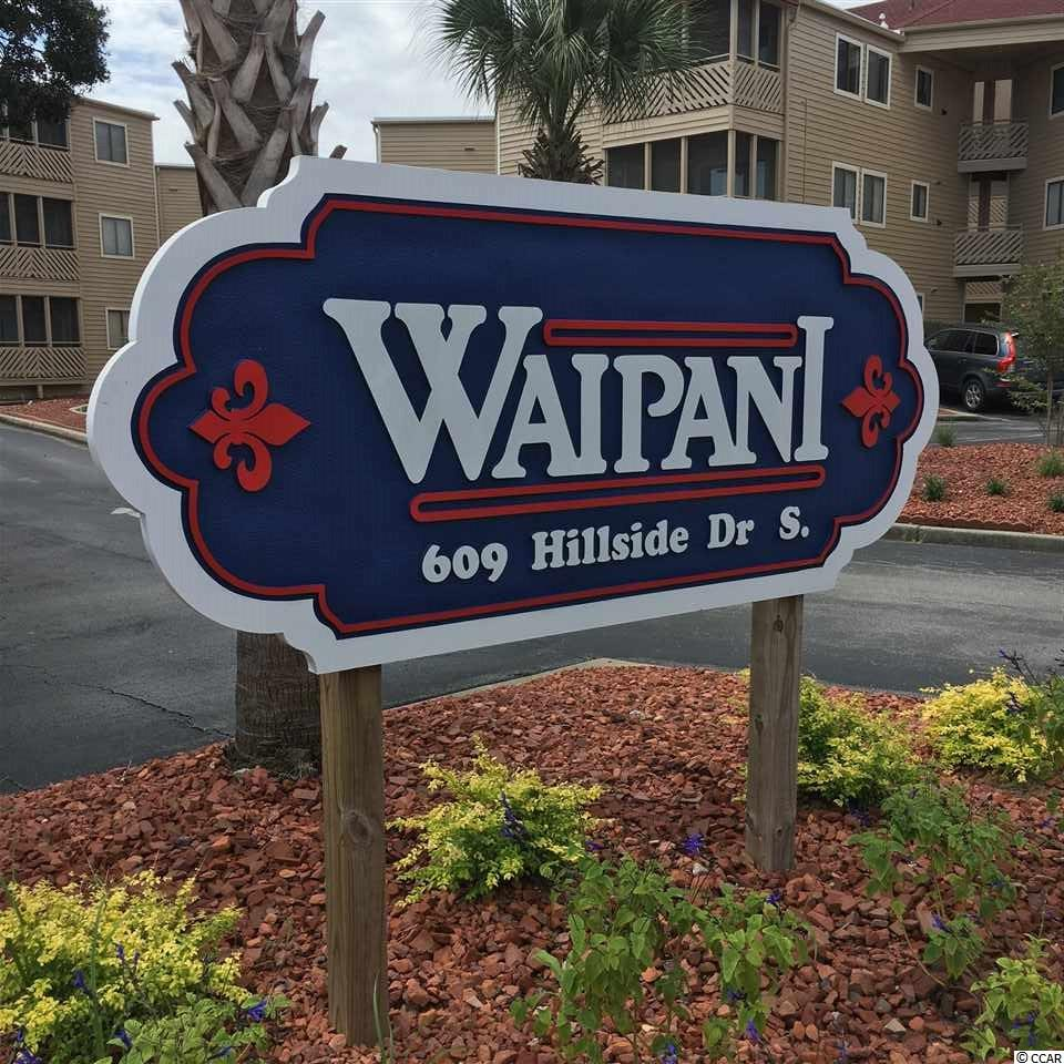 This property available at the  WAIPANI in North Myrtle Beach – Real Estate