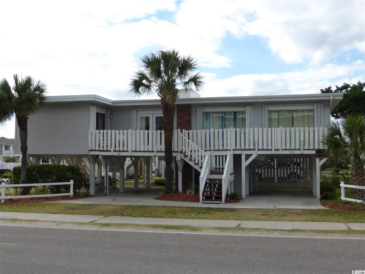 Detached MLS:1718504   301 52nd Avenue North North Myrtle Beach SC