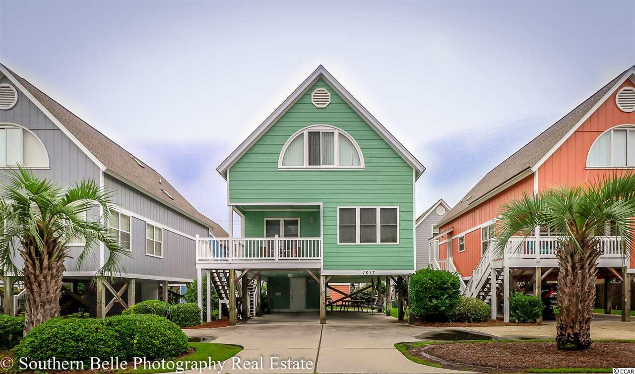 Another property at  Sea Bridge offered by Surfside Beach real estate agent