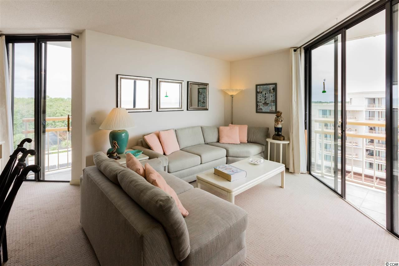 Tower South condo at 101 Ocean Creek Dr. #BB-6 for sale. 1718590