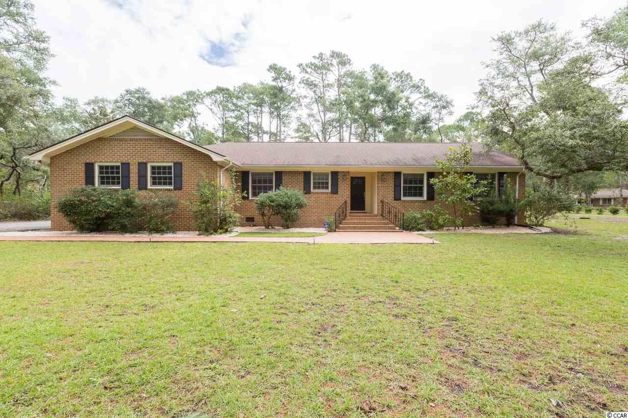Ranch for Sale at 242 MIDDLE GATE ROAD 242 MIDDLE GATE ROAD Myrtle Beach, South Carolina 29572 United States