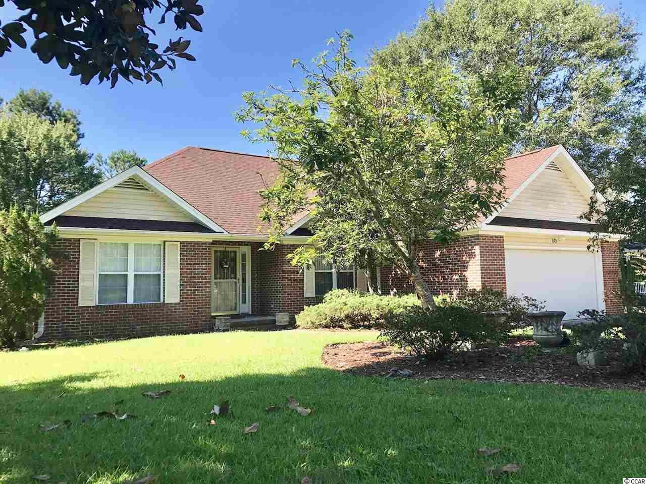 Detached MLS:1718619   619 Blackstone Dr. Myrtle Beach SC