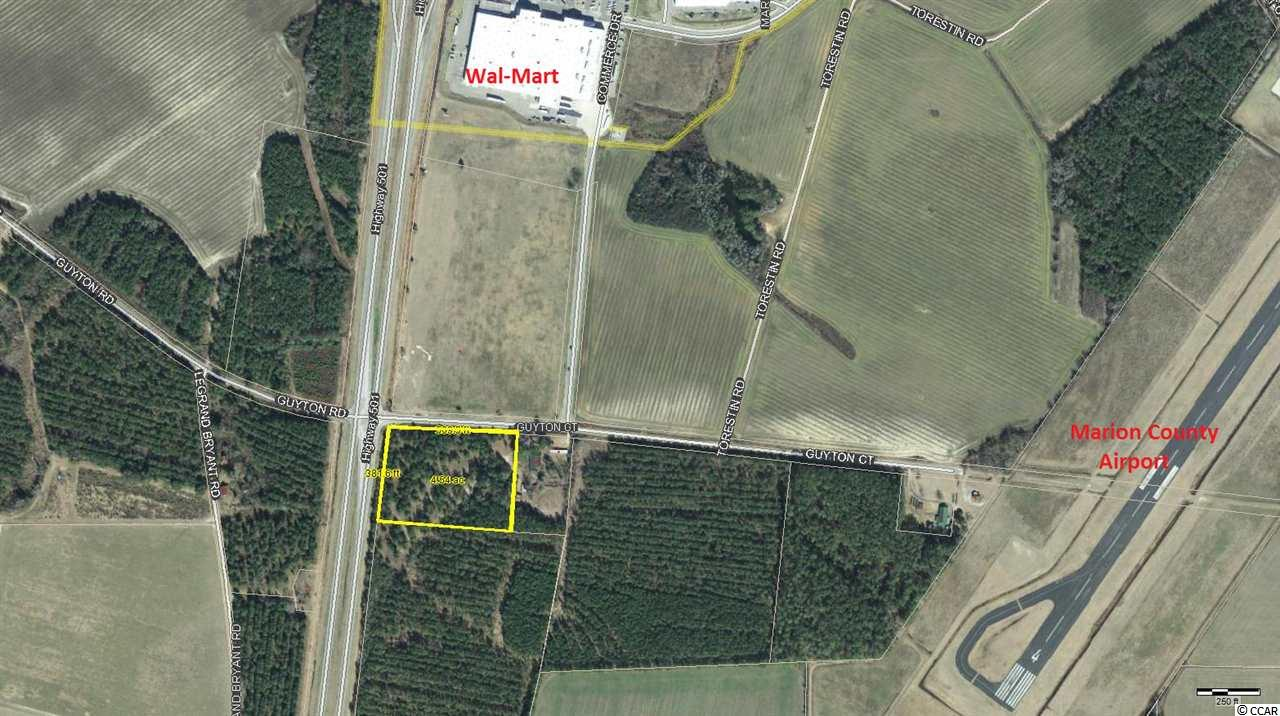 Land for Sale at tbd Hwy 501 Bypass tbd Hwy 501 Bypass Marion, South Carolina 29571 United States