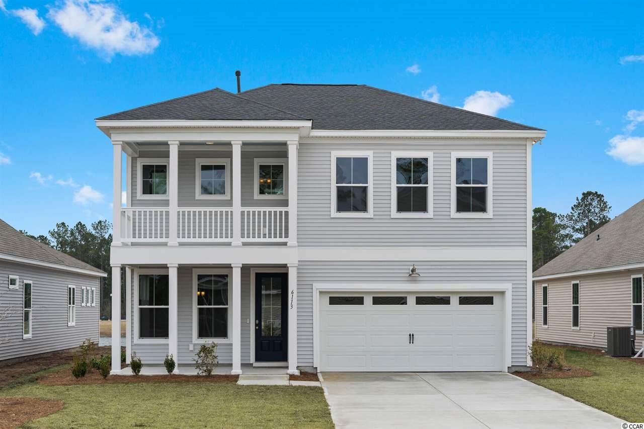 Detached MLS:1718664   6113 Chadderton Circle Myrtle Beach SC