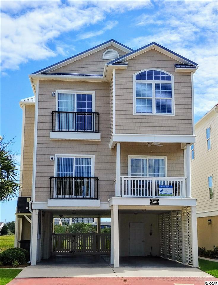 Detached MLS:1718835   2314 Pointe Marsh Lane North Myrtle Beach SC