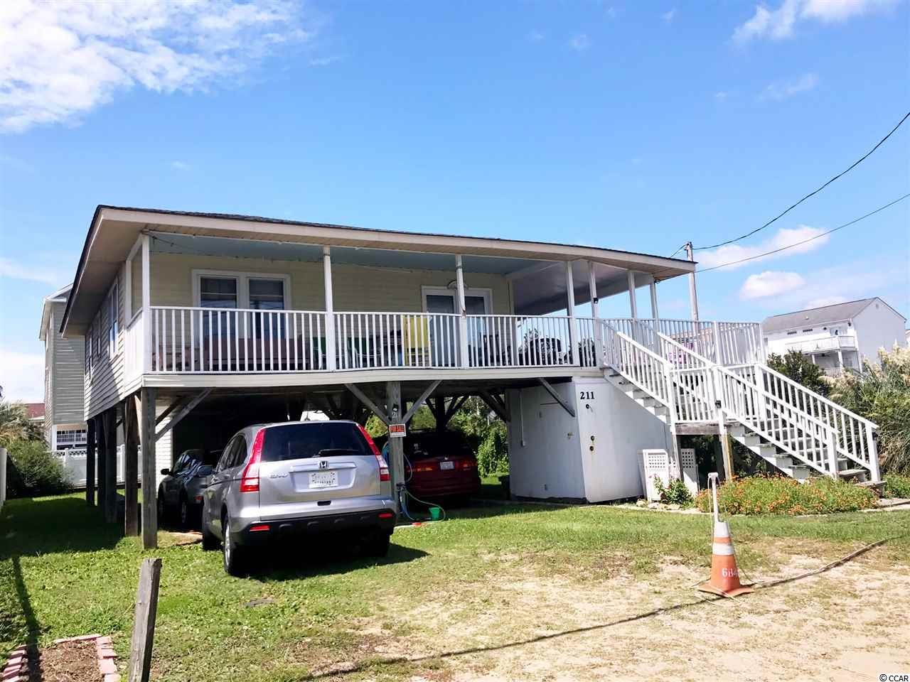 Detached MLS:1718860   211 32nd Ave N. North Myrtle Beach SC