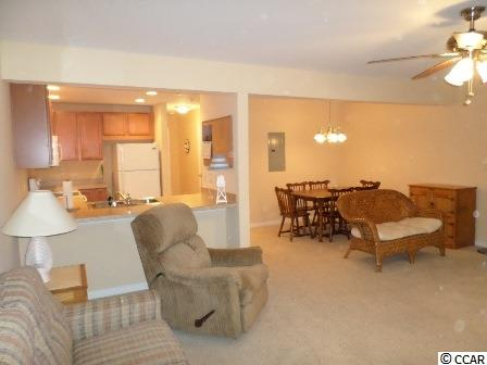 1 bedroom condo at 423 Surfside Drive
