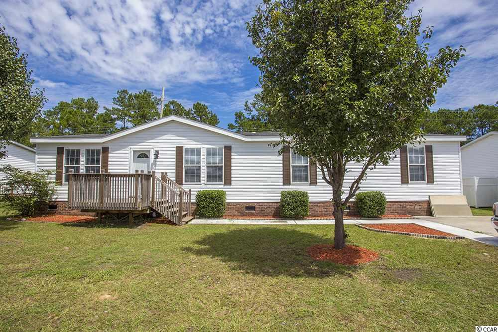 Manufactured with Land MLS:1718890   508 Waccamaw Pines Drive Myrtle Beach SC