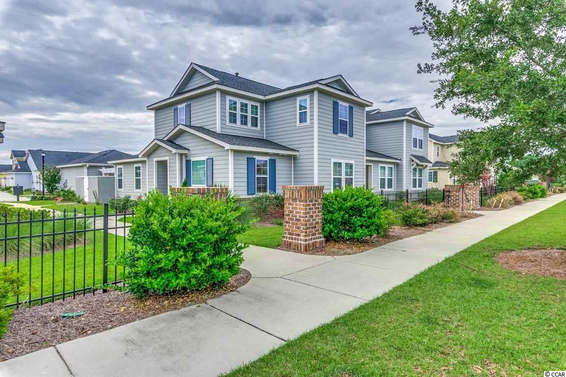 Townhouse MLS:1718933 Emmens Preserve - Market Commons  1721 Culbertson Avenue Myrtle Beach SC