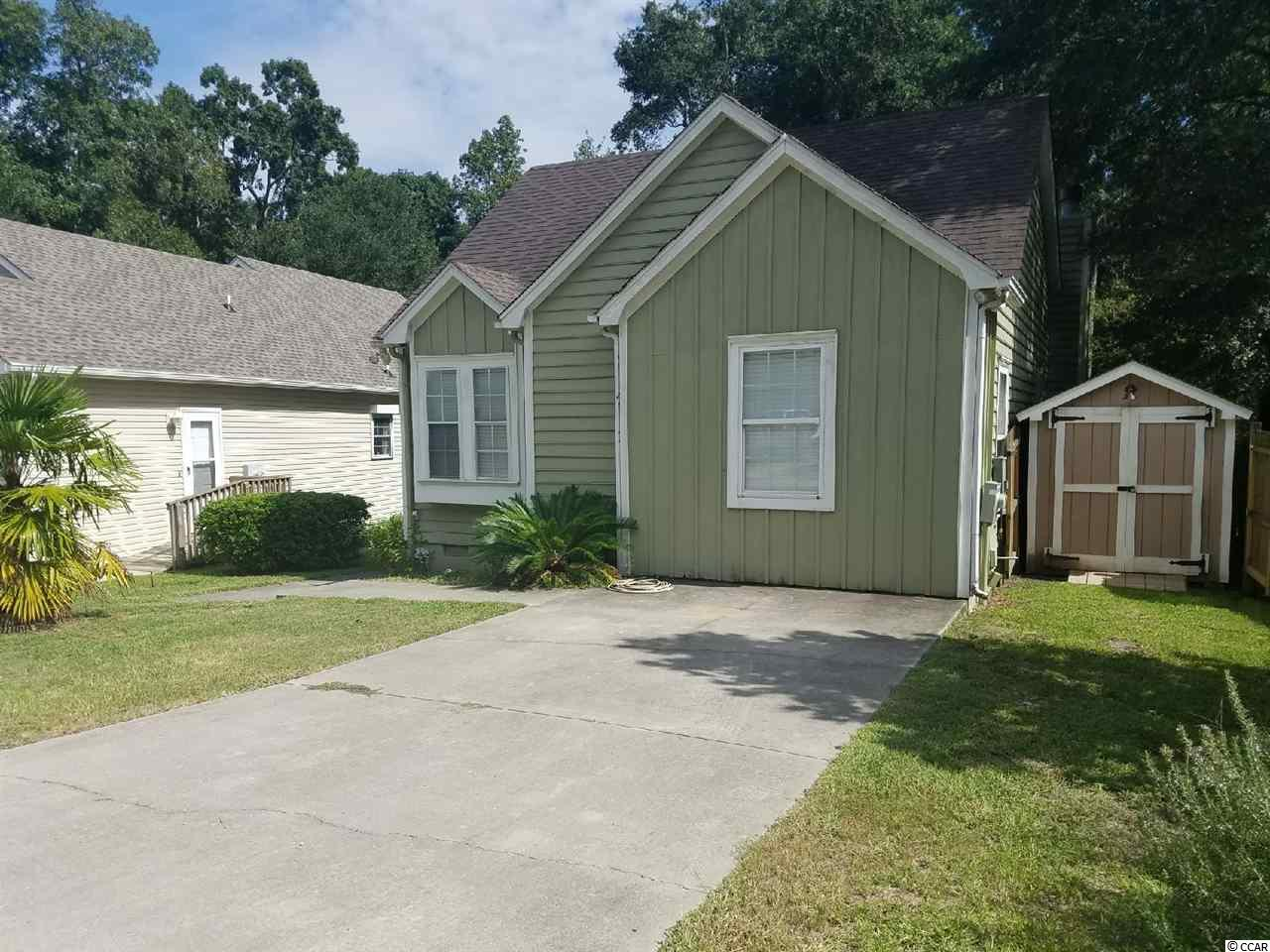 Single Family Home for Sale at 1695 Carriage Lane 1695 Carriage Lane Little River, South Carolina 29566 United States