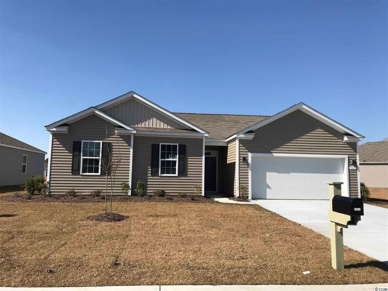 Detached MLS:1719032   543 Hay Hill Lane Myrtle Beach SC