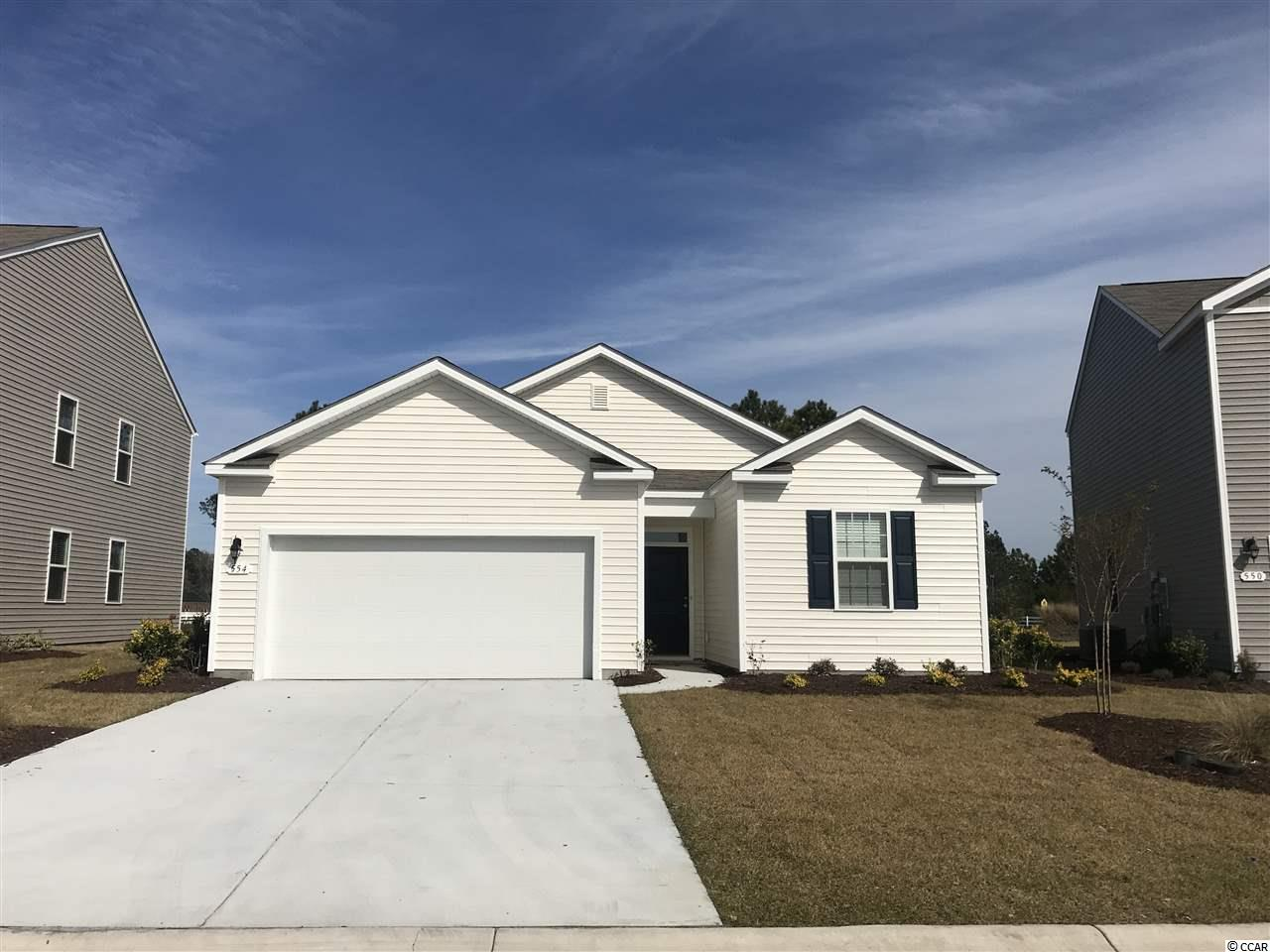 Detached MLS:1719043   554 Hay Hill Lane Myrtle Beach SC