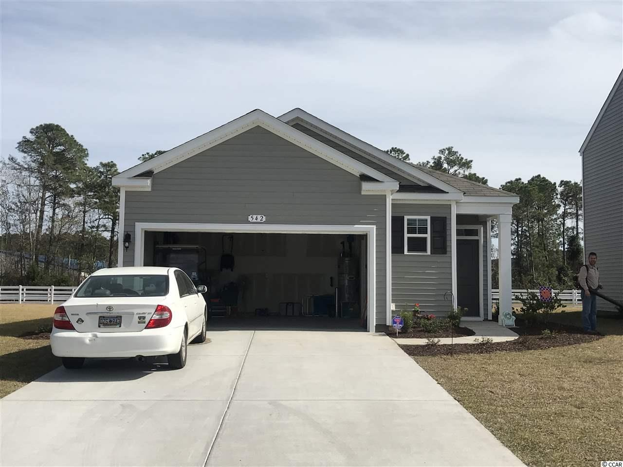 Detached MLS:1719058   542 Hay Hill Lane Myrtle Beach SC
