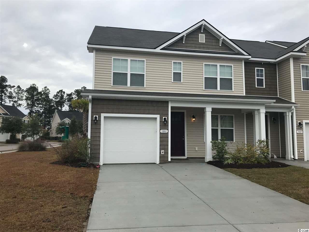 Townhouse MLS:1719081 Fairways at Wild Wing  1001 Tee Shot Dr. Conway SC