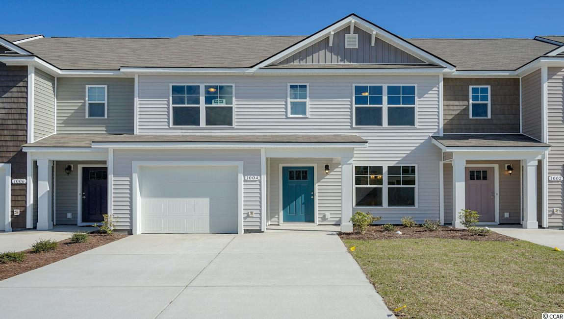 Townhouse MLS:1719086 Fairways at Wild Wing  1004 Tee Shot Drive Conway SC