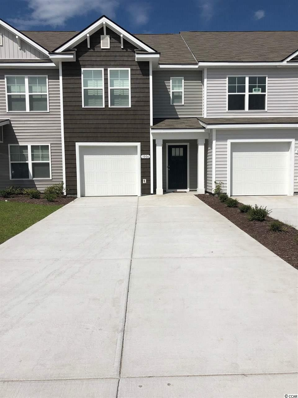 Townhouse MLS:1719087 Fairways at Wild Wing  1006 Tee Shot Drive Conway SC